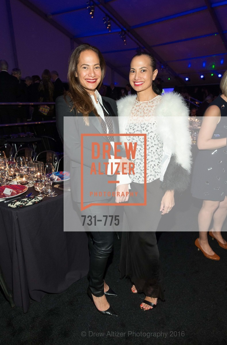 Gina Pell, Lily Achatz, UC Berkeley Art Museum & Pacific Film Archive Gala, BAMPFA. 2120 Oxford Street, January 28th, 2016,Drew Altizer, Drew Altizer Photography, full-service event agency, private events, San Francisco photographer, photographer California