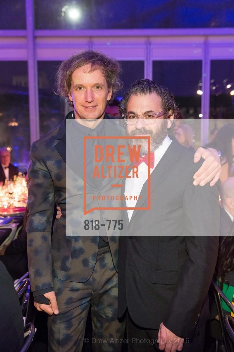 Yves Behar, Tom Sachs, Photo #818-775