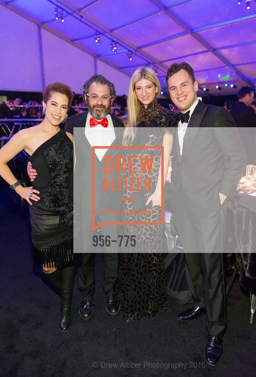 Alison Pincus, Tom Sachs, Sarah Hoover, Mike Krieger, UC Berkeley Art Museum & Pacific Film Archive Gala, BAMPFA. 2120 Oxford Street, January 28th, 2016,Drew Altizer, Drew Altizer Photography, full-service agency, private events, San Francisco photographer, photographer california
