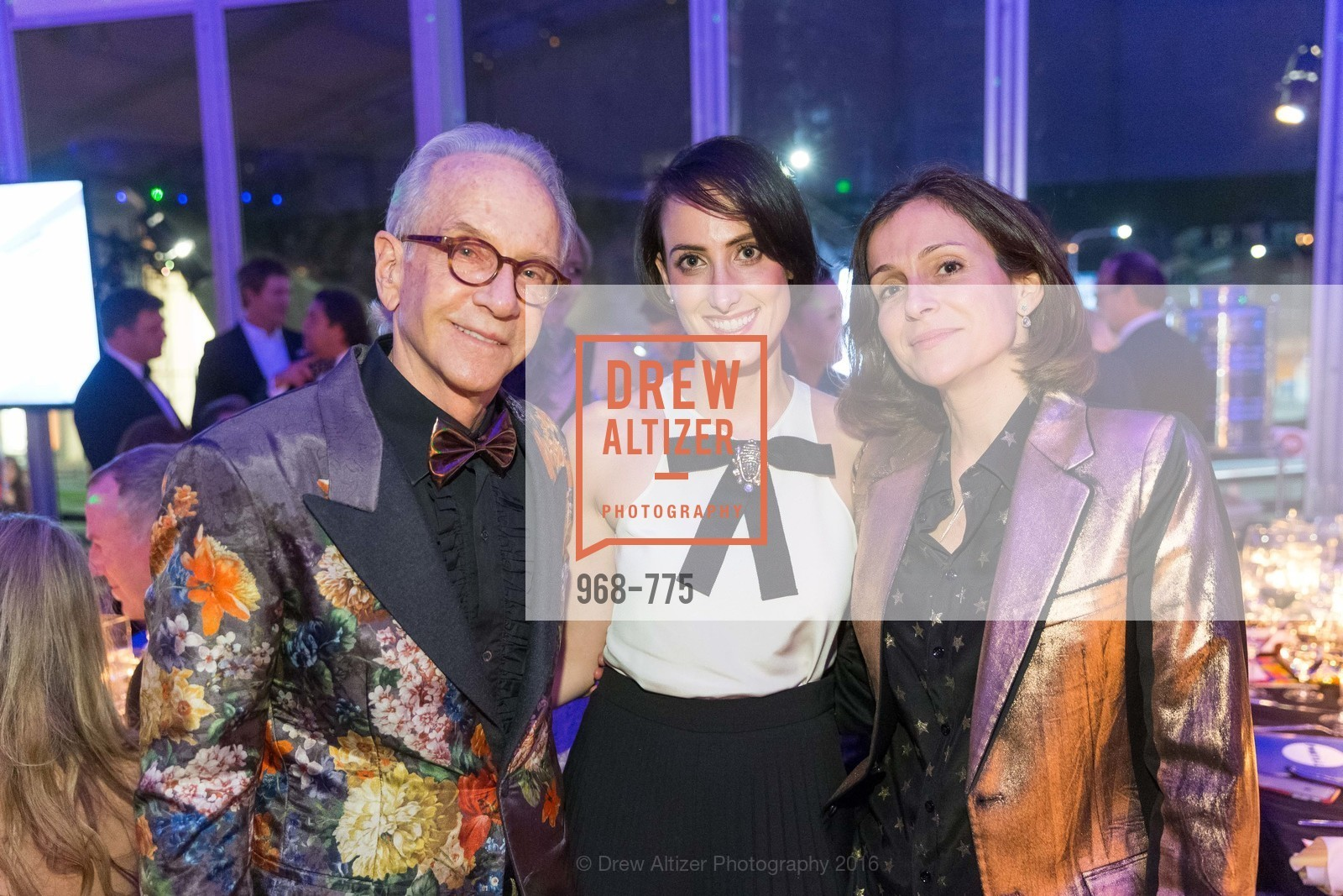 Norman Stone, Kaitlyn Krieger, Sarah Thornton, UC Berkeley Art Museum & Pacific Film Archive Gala, BAMPFA. 2120 Oxford Street, January 28th, 2016,Drew Altizer, Drew Altizer Photography, full-service agency, private events, San Francisco photographer, photographer california