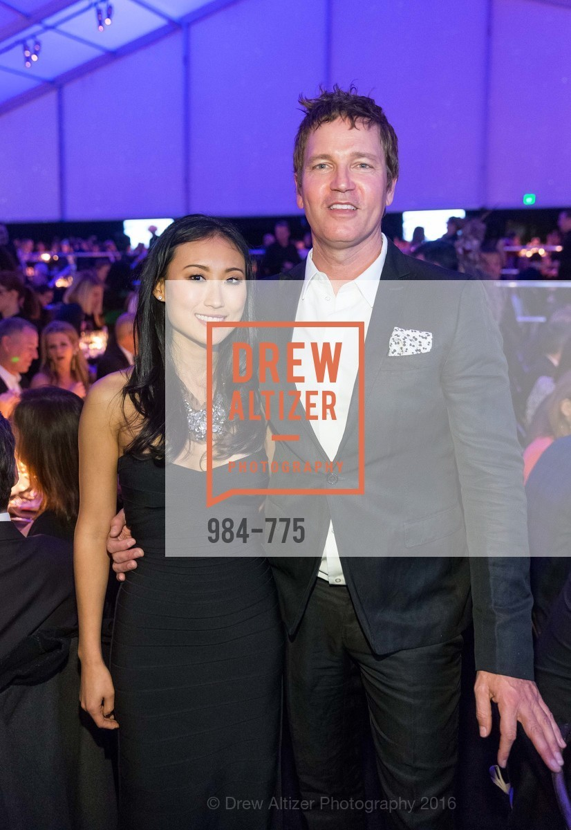 Mimi Connery, Stephan Jenkins, UC Berkeley Art Museum & Pacific Film Archive Gala, BAMPFA. 2120 Oxford Street, January 28th, 2016,Drew Altizer, Drew Altizer Photography, full-service agency, private events, San Francisco photographer, photographer california