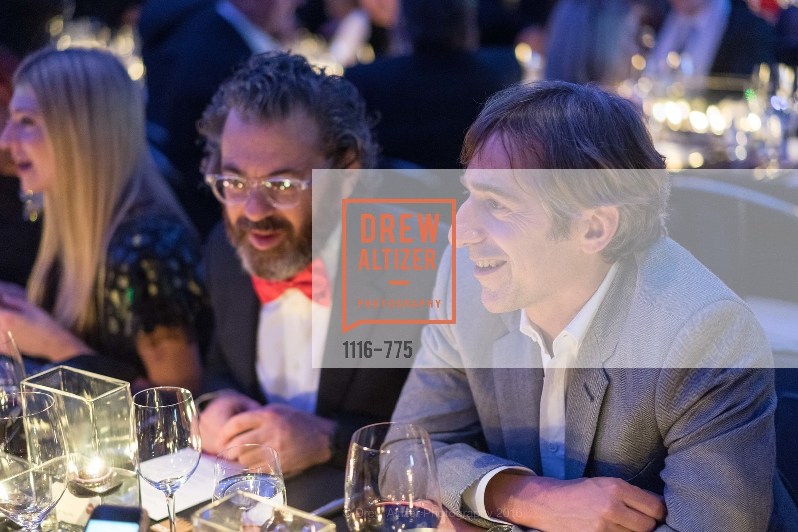 Tom Sachs, Mark Pincus, UC Berkeley Art Museum & Pacific Film Archive Gala, BAMPFA. 2120 Oxford Street, January 28th, 2016