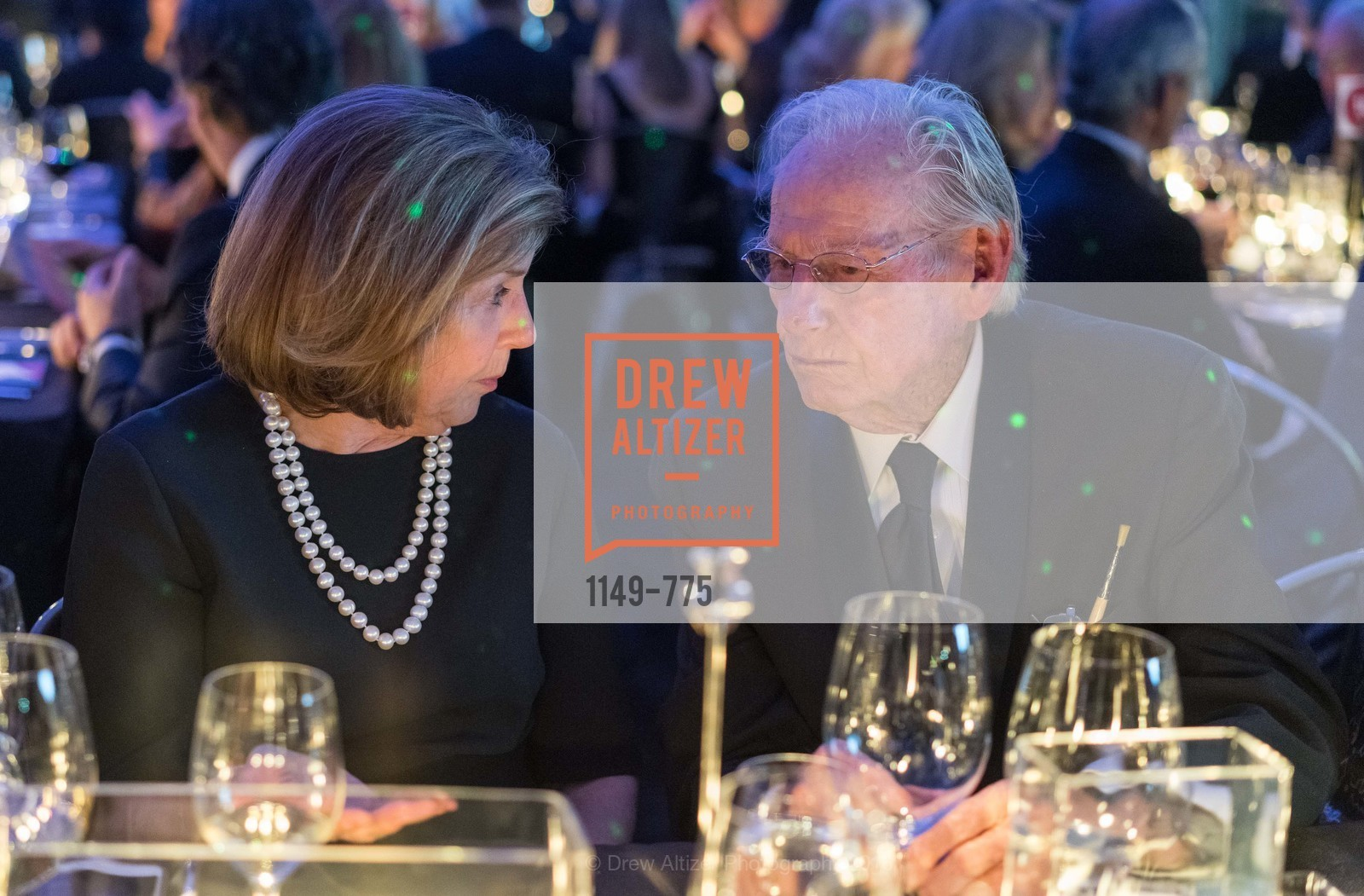 Gretchen Berggruen, Wayne Thiebaud, UC Berkeley Art Museum & Pacific Film Archive Gala, BAMPFA. 2120 Oxford Street, January 28th, 2016,Drew Altizer, Drew Altizer Photography, full-service agency, private events, San Francisco photographer, photographer california