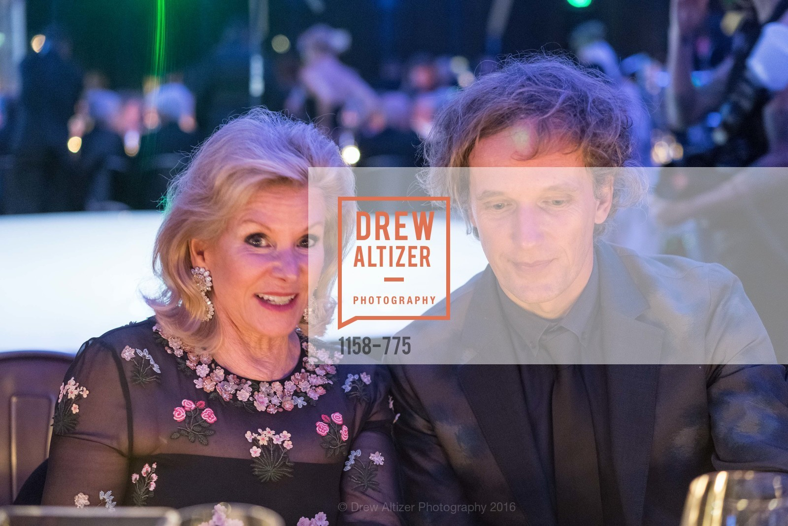 Dede Wilsey, Yves Behar, UC Berkeley Art Museum & Pacific Film Archive Gala, BAMPFA. 2120 Oxford Street, January 28th, 2016,Drew Altizer, Drew Altizer Photography, full-service agency, private events, San Francisco photographer, photographer california