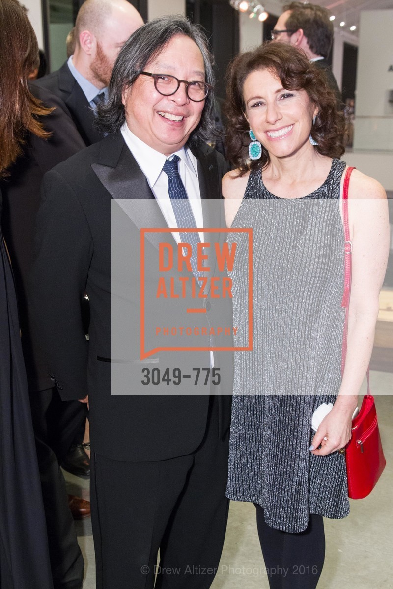 Craig Nagasawa, Jeremy Stone, UC Berkeley Art Museum & Pacific Film Archive Gala, BAMPFA. 2120 Oxford Street, January 28th, 2016,Drew Altizer, Drew Altizer Photography, full-service event agency, private events, San Francisco photographer, photographer California