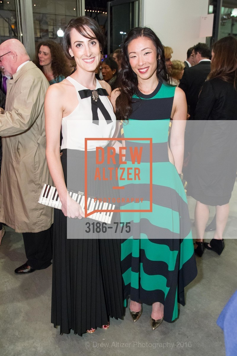 Kaitlyn Krieger, Sonia Yu, UC Berkeley Art Museum & Pacific Film Archive Gala, BAMPFA. 2120 Oxford Street, January 28th, 2016,Drew Altizer, Drew Altizer Photography, full-service agency, private events, San Francisco photographer, photographer california