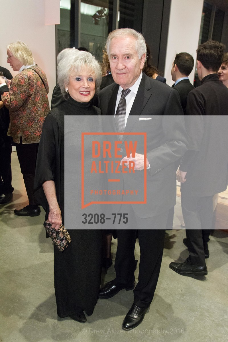 Barbara Kaufman, Ron Kaufman, UC Berkeley Art Museum & Pacific Film Archive Gala, BAMPFA. 2120 Oxford Street, January 28th, 2016,Drew Altizer, Drew Altizer Photography, full-service agency, private events, San Francisco photographer, photographer california