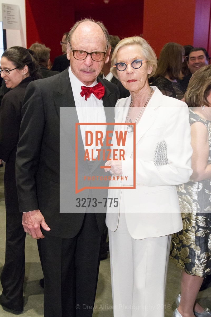 Bernard Osher, Barbro Osher, UC Berkeley Art Museum & Pacific Film Archive Gala, BAMPFA. 2120 Oxford Street, January 28th, 2016,Drew Altizer, Drew Altizer Photography, full-service agency, private events, San Francisco photographer, photographer california