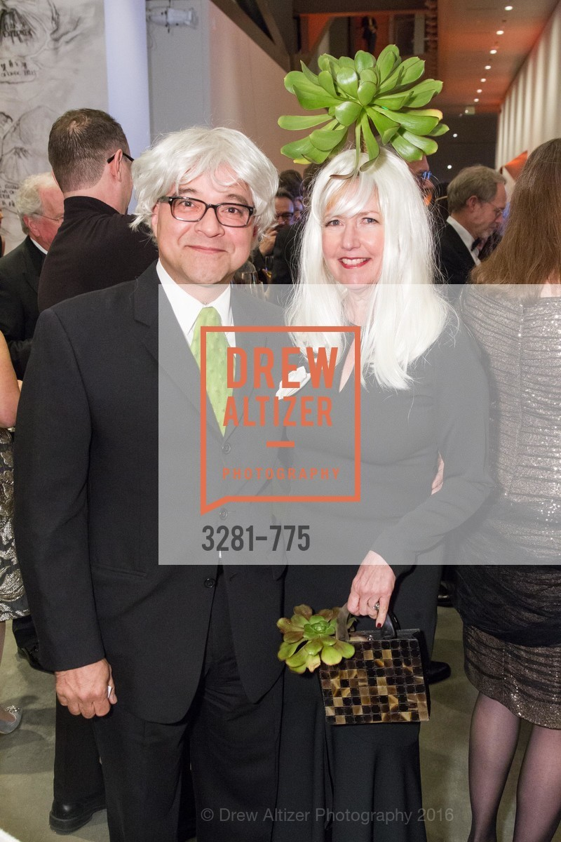 Jorge Rojas, Lynda Dann, UC Berkeley Art Museum & Pacific Film Archive Gala, BAMPFA. 2120 Oxford Street, January 28th, 2016,Drew Altizer, Drew Altizer Photography, full-service agency, private events, San Francisco photographer, photographer california