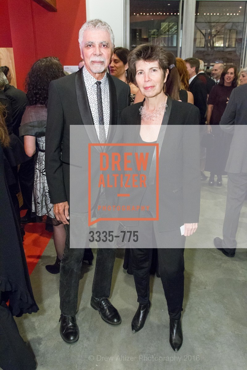 Ricardo Scofidio, Elizabeth Diller, UC Berkeley Art Museum & Pacific Film Archive Gala, BAMPFA. 2120 Oxford Street, January 28th, 2016,Drew Altizer, Drew Altizer Photography, full-service agency, private events, San Francisco photographer, photographer california