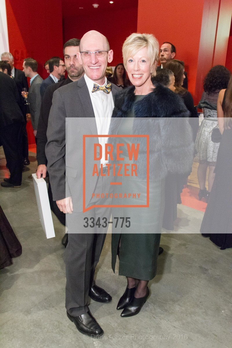 Rob Sufell, Wanda Kownacki, UC Berkeley Art Museum & Pacific Film Archive Gala, BAMPFA. 2120 Oxford Street, January 28th, 2016,Drew Altizer, Drew Altizer Photography, full-service agency, private events, San Francisco photographer, photographer california