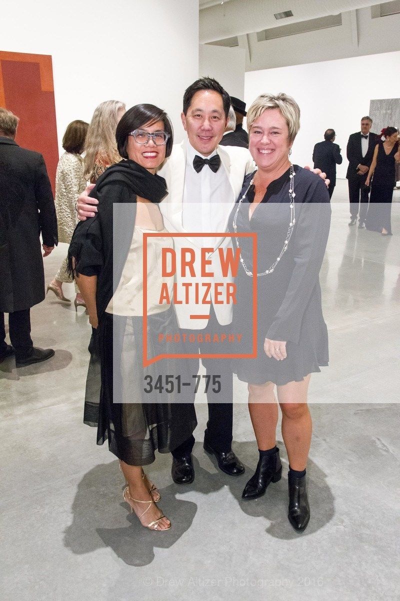 Carina, David Jay, Christine Treadway, UC Berkeley Art Museum & Pacific Film Archive Gala, BAMPFA. 2120 Oxford Street, January 28th, 2016,Drew Altizer, Drew Altizer Photography, full-service agency, private events, San Francisco photographer, photographer california