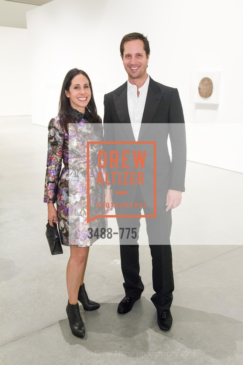 Abigail Turin, Jonathan Gans, UC Berkeley Art Museum & Pacific Film Archive Gala, BAMPFA. 2120 Oxford Street, January 28th, 2016,Drew Altizer, Drew Altizer Photography, full-service agency, private events, San Francisco photographer, photographer california
