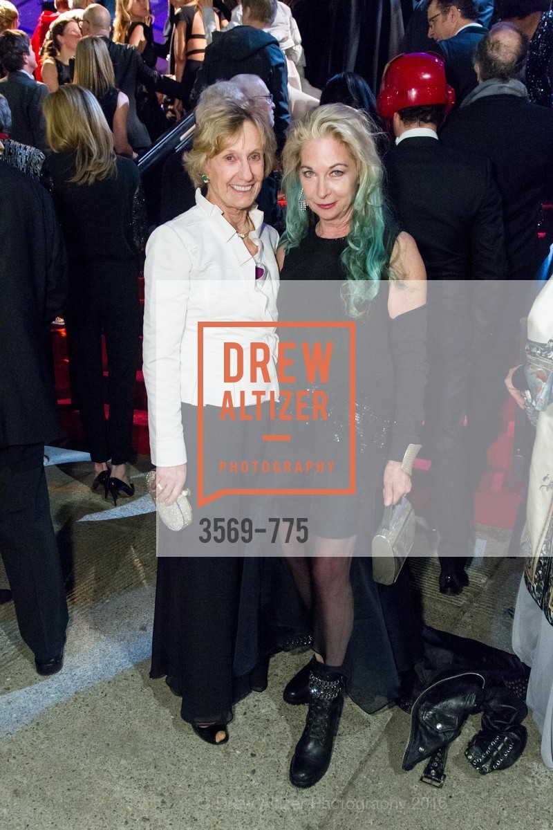 Nancy Bechtle, Cheryl Haines, UC Berkeley Art Museum & Pacific Film Archive Gala, BAMPFA. 2120 Oxford Street, January 28th, 2016,Drew Altizer, Drew Altizer Photography, full-service event agency, private events, San Francisco photographer, photographer California