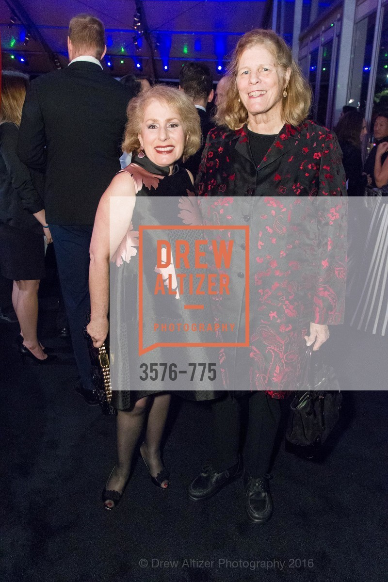 Helene Barkin, Louise Gund, UC Berkeley Art Museum & Pacific Film Archive Gala, BAMPFA. 2120 Oxford Street, January 28th, 2016,Drew Altizer, Drew Altizer Photography, full-service agency, private events, San Francisco photographer, photographer california