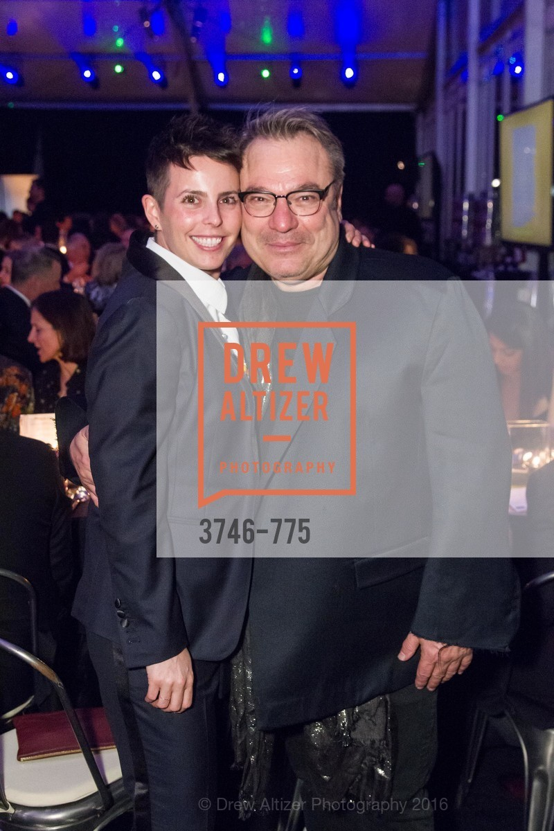 Jessica Silverman, Stanlee Gatti, UC Berkeley Art Museum & Pacific Film Archive Gala, BAMPFA. 2120 Oxford Street, January 28th, 2016,Drew Altizer, Drew Altizer Photography, full-service agency, private events, San Francisco photographer, photographer california