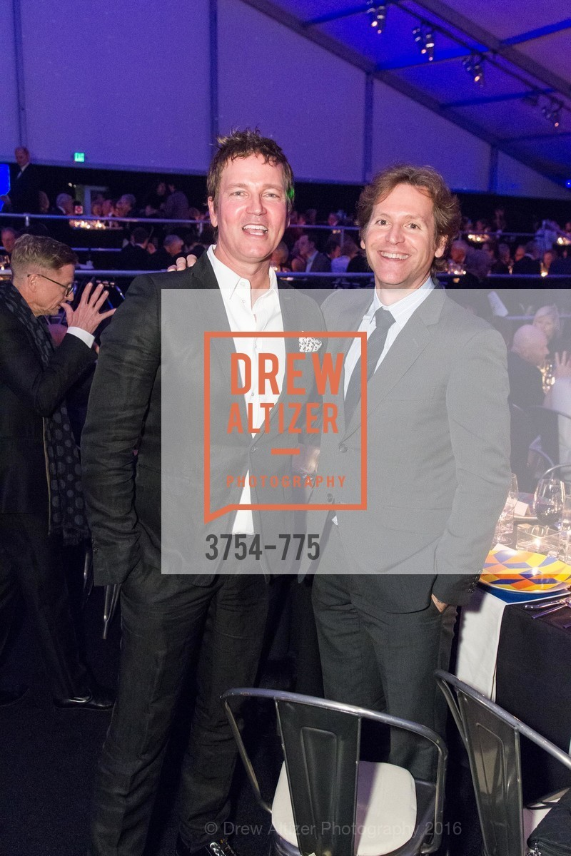 Stephan Jenkins, Trevor Traina, UC Berkeley Art Museum & Pacific Film Archive Gala, BAMPFA. 2120 Oxford Street, January 28th, 2016,Drew Altizer, Drew Altizer Photography, full-service agency, private events, San Francisco photographer, photographer california