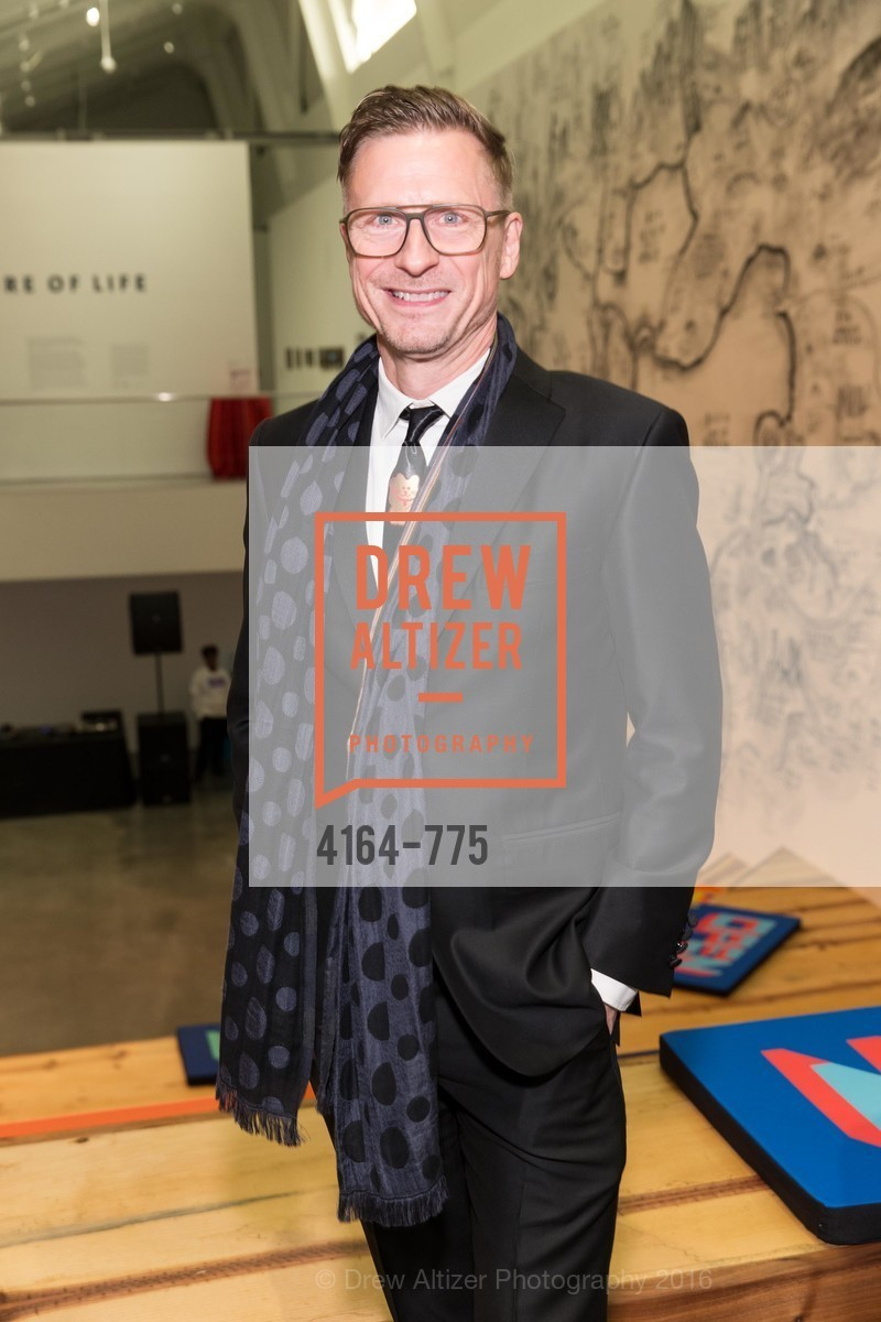 Charles Renfro, UC Berkeley Art Museum & Pacific Film Archive Gala, BAMPFA. 2120 Oxford Street, January 28th, 2016,Drew Altizer, Drew Altizer Photography, full-service agency, private events, San Francisco photographer, photographer california