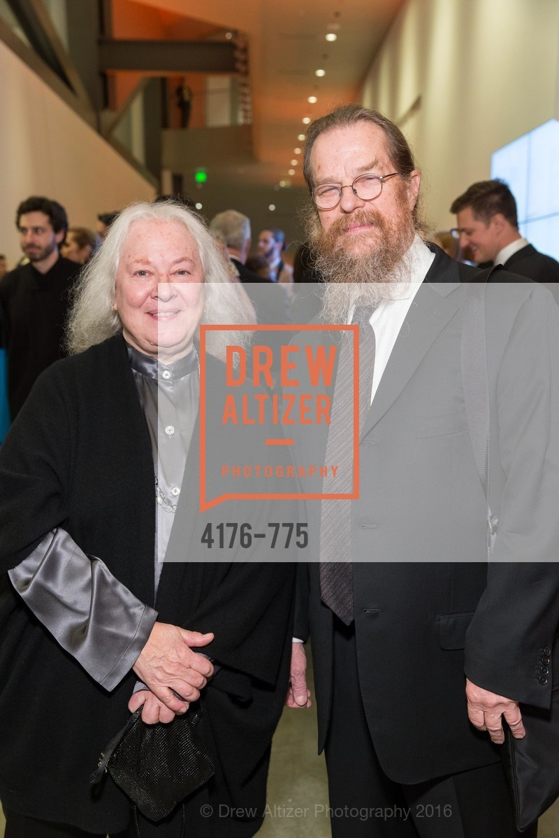 Helen Meyer, John Meyer, UC Berkeley Art Museum & Pacific Film Archive Gala, BAMPFA. 2120 Oxford Street, January 28th, 2016,Drew Altizer, Drew Altizer Photography, full-service agency, private events, San Francisco photographer, photographer california