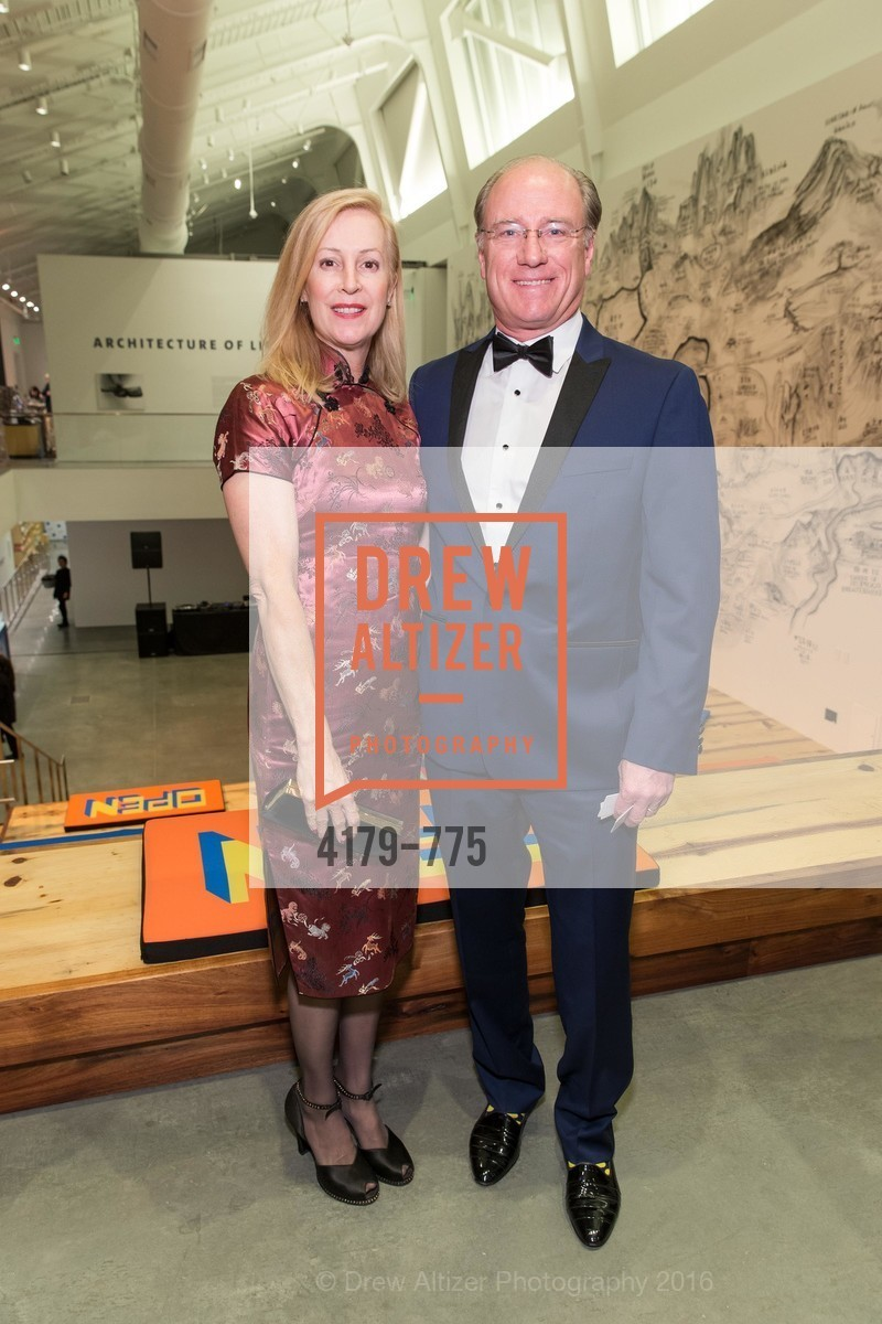 Michele Hooker, Sam Hooker, UC Berkeley Art Museum & Pacific Film Archive Gala, BAMPFA. 2120 Oxford Street, January 28th, 2016,Drew Altizer, Drew Altizer Photography, full-service agency, private events, San Francisco photographer, photographer california