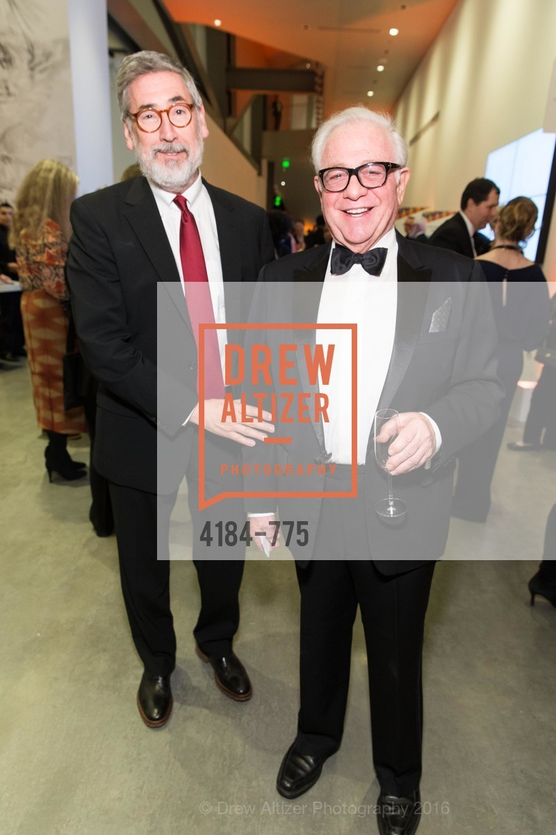 John Landis, Danny Goldstine, UC Berkeley Art Museum & Pacific Film Archive Gala, BAMPFA. 2120 Oxford Street, January 28th, 2016,Drew Altizer, Drew Altizer Photography, full-service agency, private events, San Francisco photographer, photographer california