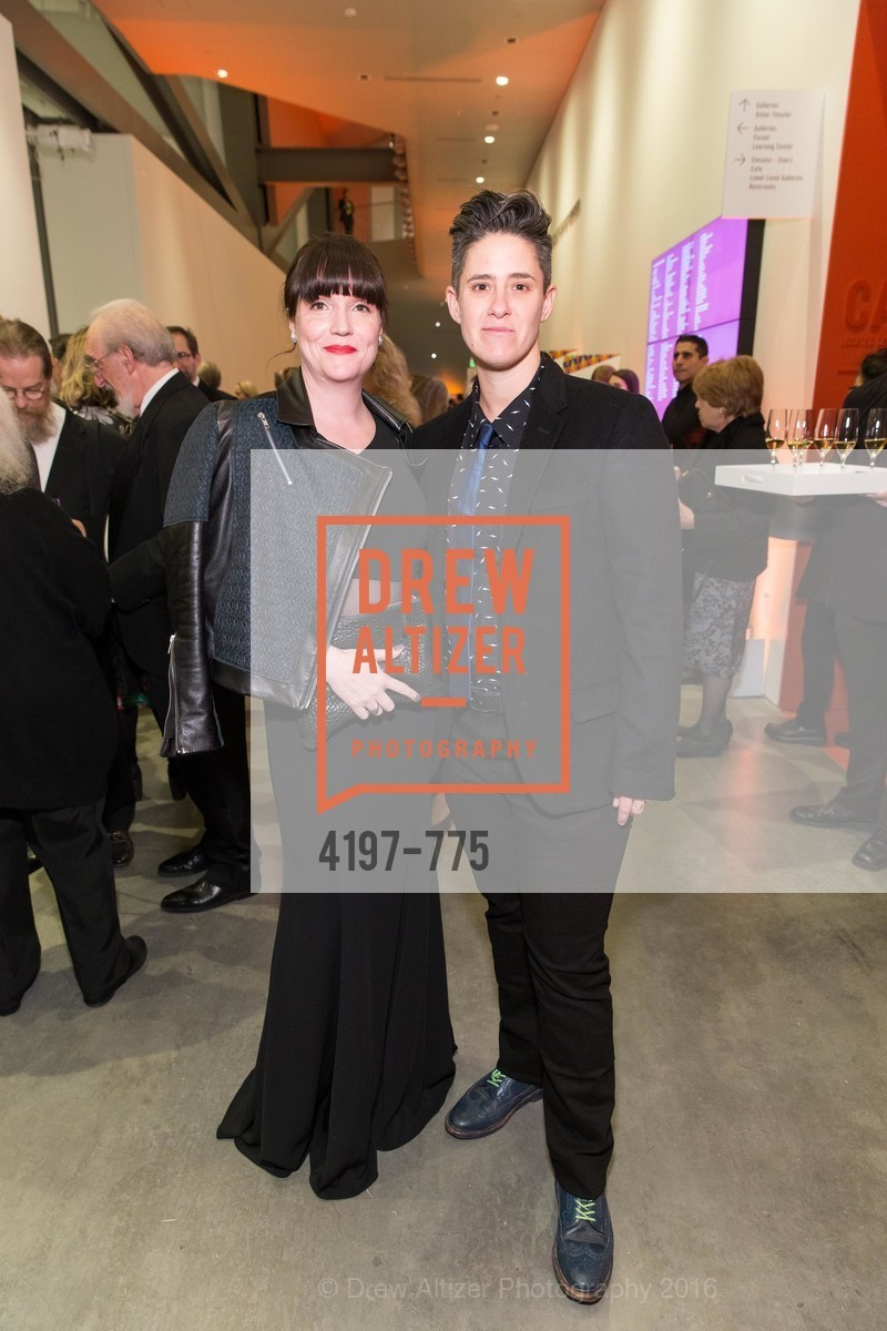 Jane McCarthy, Devon Kirkpatrick, UC Berkeley Art Museum & Pacific Film Archive Gala, BAMPFA. 2120 Oxford Street, January 28th, 2016,Drew Altizer, Drew Altizer Photography, full-service agency, private events, San Francisco photographer, photographer california