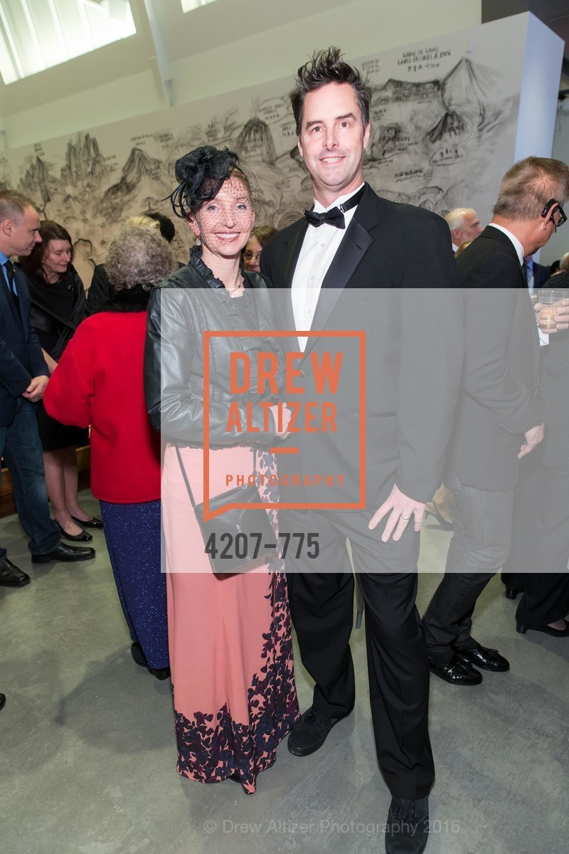 Sarah Brown, Matthew Brown, UC Berkeley Art Museum & Pacific Film Archive Gala, BAMPFA. 2120 Oxford Street, January 28th, 2016,Drew Altizer, Drew Altizer Photography, full-service agency, private events, San Francisco photographer, photographer california