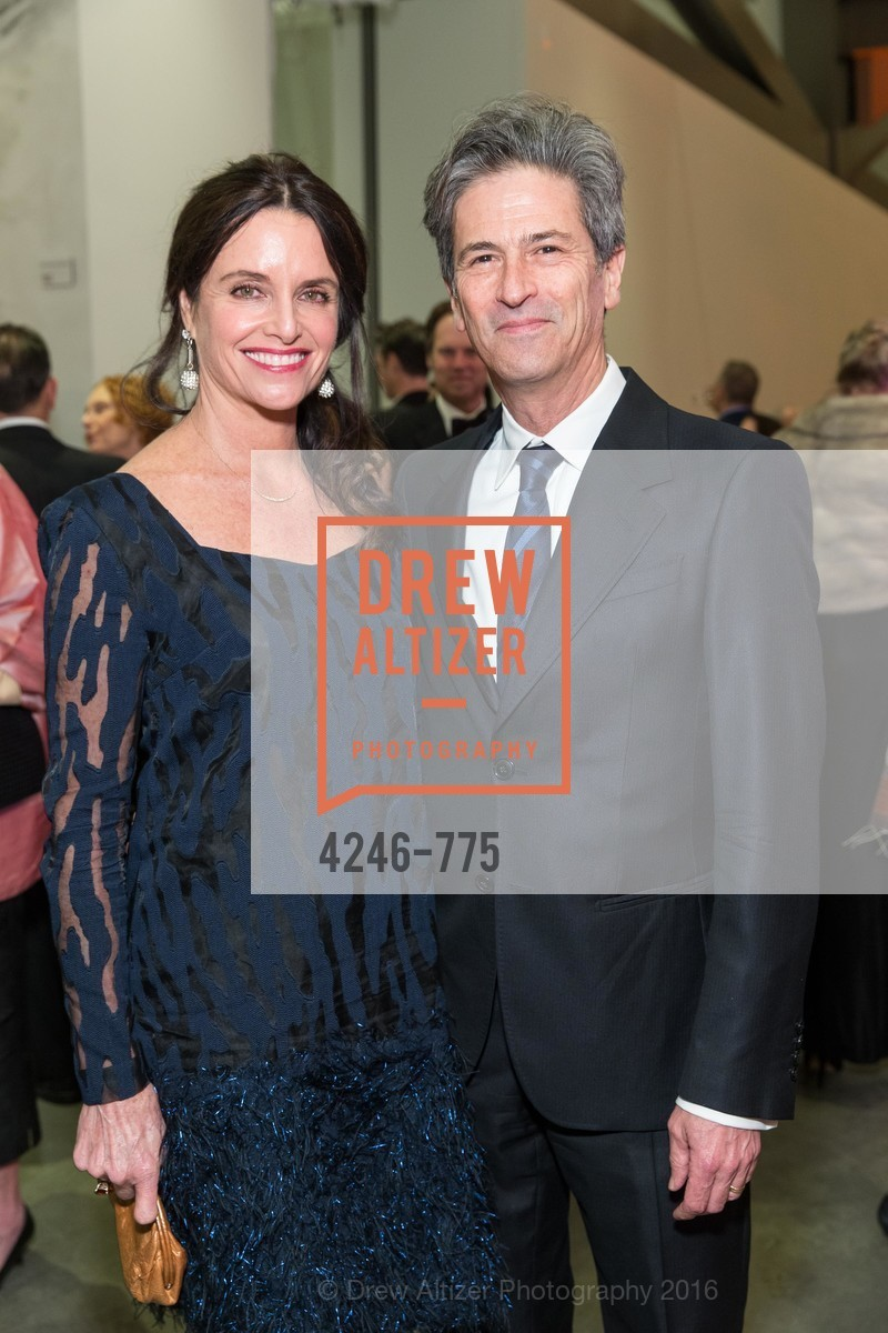 Carla Crane, David Crane, UC Berkeley Art Museum & Pacific Film Archive Gala, BAMPFA. 2120 Oxford Street, January 28th, 2016,Drew Altizer, Drew Altizer Photography, full-service agency, private events, San Francisco photographer, photographer california