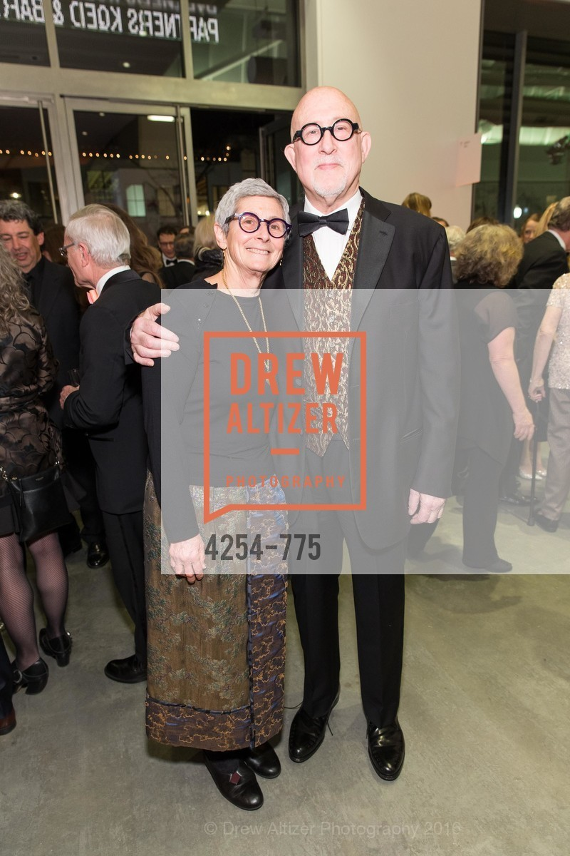 Marion Brenner, Robert Shimshak, UC Berkeley Art Museum & Pacific Film Archive Gala, BAMPFA. 2120 Oxford Street, January 28th, 2016,Drew Altizer, Drew Altizer Photography, full-service agency, private events, San Francisco photographer, photographer california