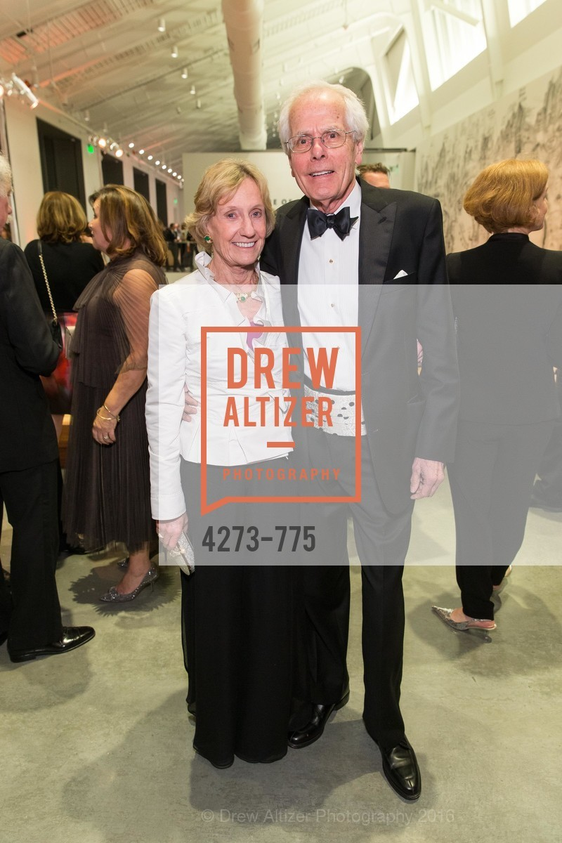 Nancy Bechtle, Joachim Bechtle, UC Berkeley Art Museum & Pacific Film Archive Gala, BAMPFA. 2120 Oxford Street, January 28th, 2016,Drew Altizer, Drew Altizer Photography, full-service agency, private events, San Francisco photographer, photographer california