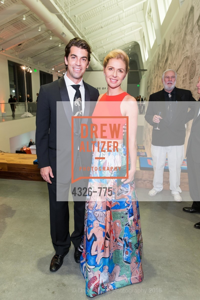 Ned Topham, Rachel Topham, UC Berkeley Art Museum & Pacific Film Archive Gala, BAMPFA. 2120 Oxford Street, January 28th, 2016,Drew Altizer, Drew Altizer Photography, full-service agency, private events, San Francisco photographer, photographer california