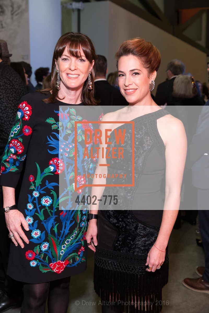 Allison Speer, Ali Pincus, UC Berkeley Art Museum & Pacific Film Archive Gala, BAMPFA. 2120 Oxford Street, January 28th, 2016,Drew Altizer, Drew Altizer Photography, full-service agency, private events, San Francisco photographer, photographer california