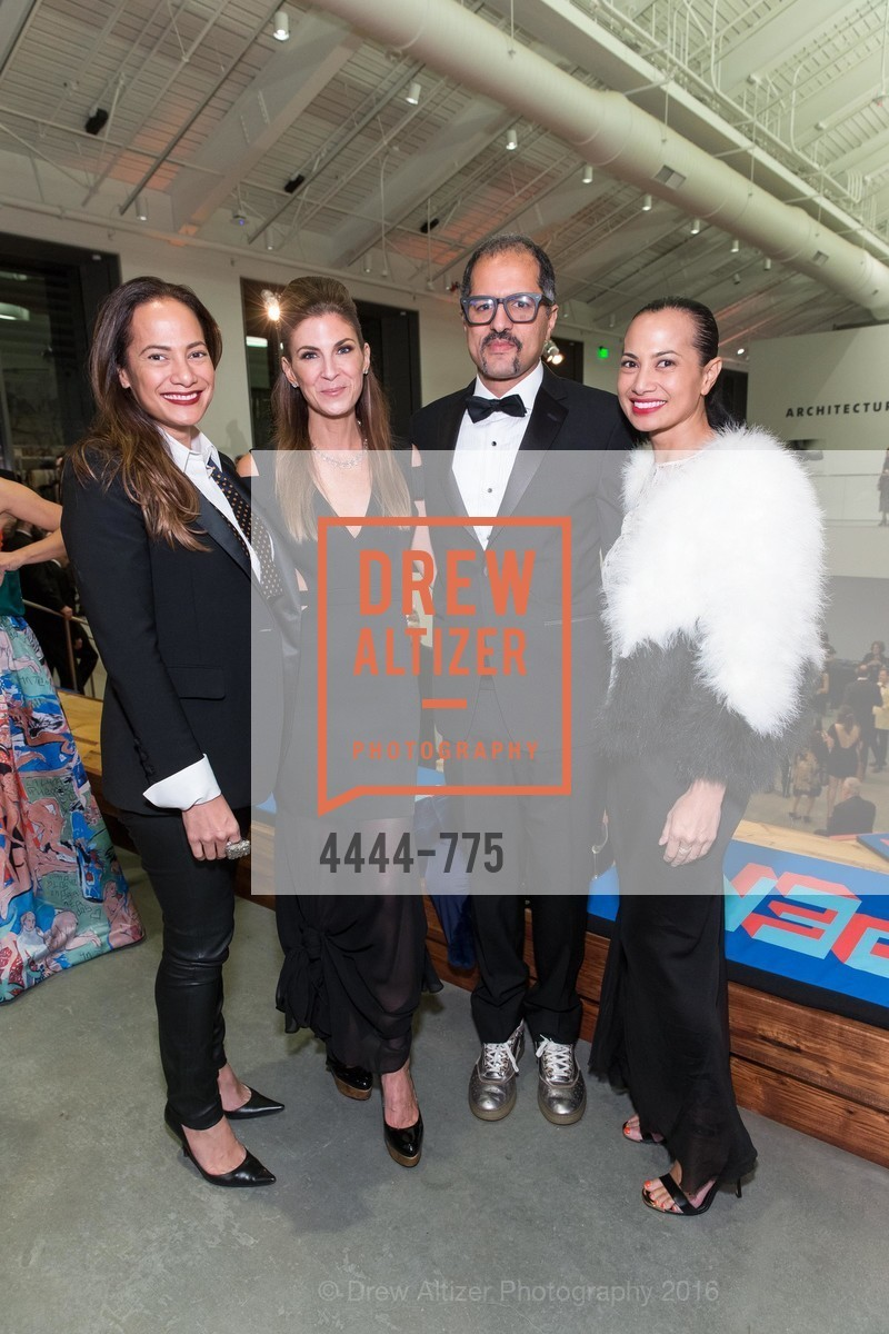 Gina Pell, Jenny Boyle, Nabiel Musleh, Lily Achatz, UC Berkeley Art Museum & Pacific Film Archive Gala, BAMPFA. 2120 Oxford Street, January 28th, 2016,Drew Altizer, Drew Altizer Photography, full-service agency, private events, San Francisco photographer, photographer california