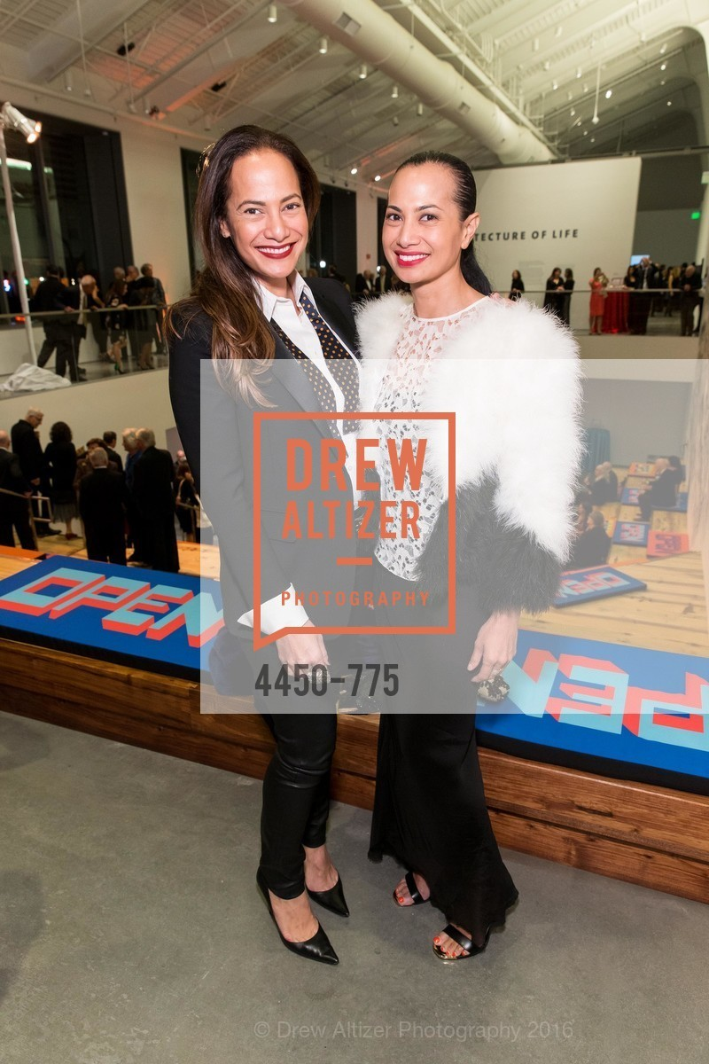 Gina Pell, Lily Achatz, UC Berkeley Art Museum & Pacific Film Archive Gala, BAMPFA. 2120 Oxford Street, January 28th, 2016,Drew Altizer, Drew Altizer Photography, full-service agency, private events, San Francisco photographer, photographer california