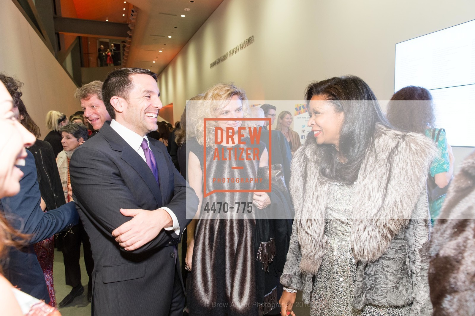 Stuart Peterson, Leigh Matthes, Pamela Joyner, UC Berkeley Art Museum & Pacific Film Archive Gala, BAMPFA. 2120 Oxford Street, January 28th, 2016,Drew Altizer, Drew Altizer Photography, full-service agency, private events, San Francisco photographer, photographer california