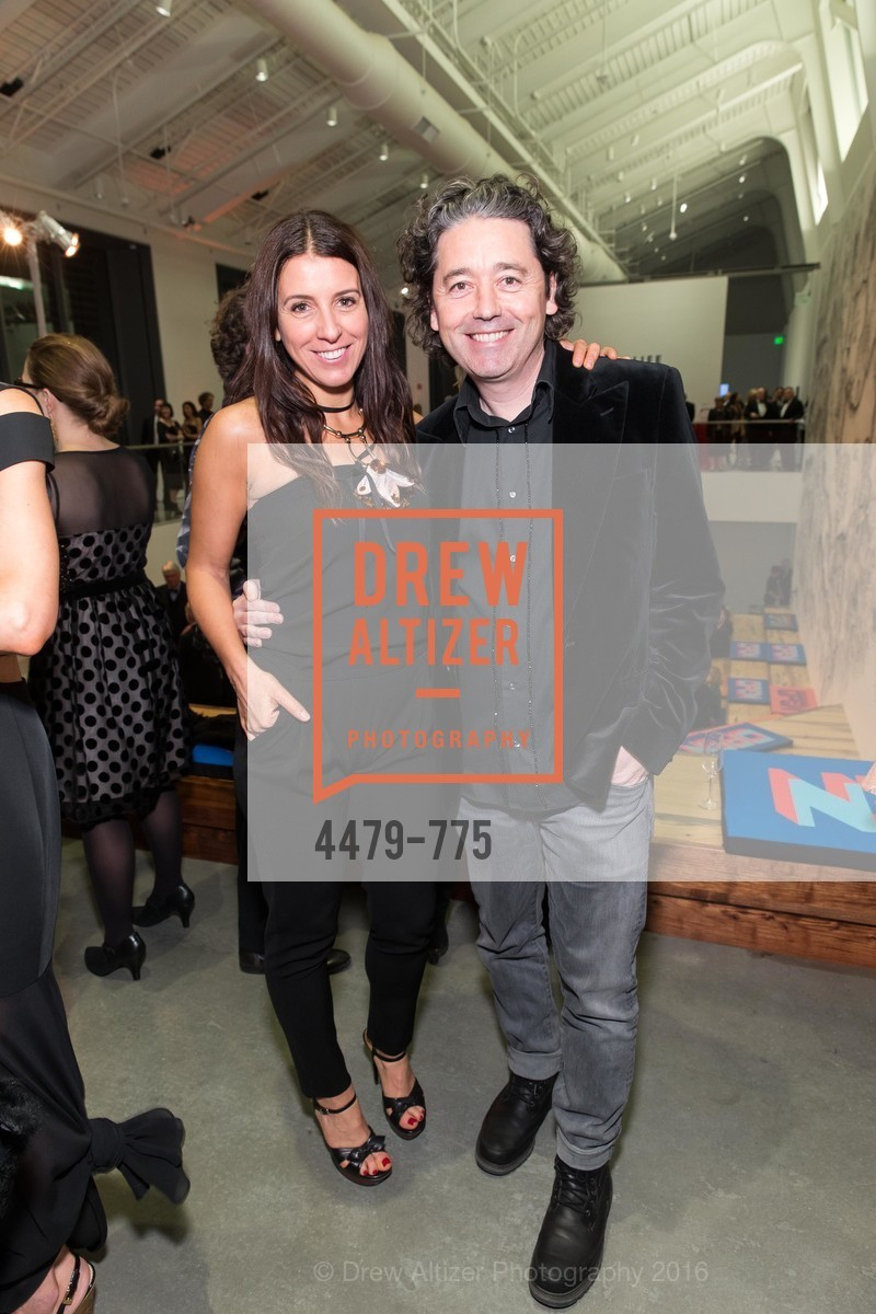 Maca Huneeus, Bryan Meehan, UC Berkeley Art Museum & Pacific Film Archive Gala, BAMPFA. 2120 Oxford Street, January 28th, 2016,Drew Altizer, Drew Altizer Photography, full-service agency, private events, San Francisco photographer, photographer california