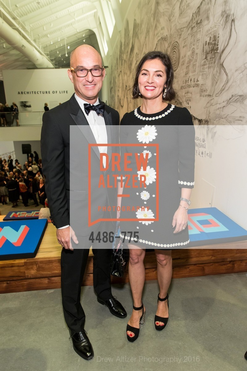 Eric McDougall, Claudia Ceniceros, UC Berkeley Art Museum & Pacific Film Archive Gala, BAMPFA. 2120 Oxford Street, January 28th, 2016,Drew Altizer, Drew Altizer Photography, full-service agency, private events, San Francisco photographer, photographer california