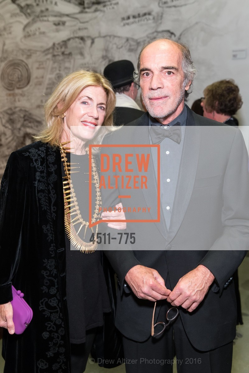 Cathy Topham, Ned Topham, UC Berkeley Art Museum & Pacific Film Archive Gala, BAMPFA. 2120 Oxford Street, January 28th, 2016,Drew Altizer, Drew Altizer Photography, full-service agency, private events, San Francisco photographer, photographer california