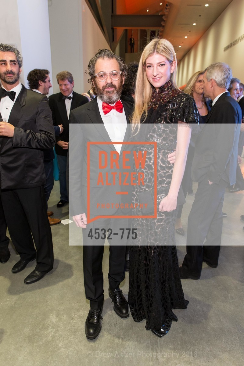 Tom Sachs, Sarah Hoover, UC Berkeley Art Museum & Pacific Film Archive Gala, BAMPFA. 2120 Oxford Street, January 28th, 2016,Drew Altizer, Drew Altizer Photography, full-service agency, private events, San Francisco photographer, photographer california