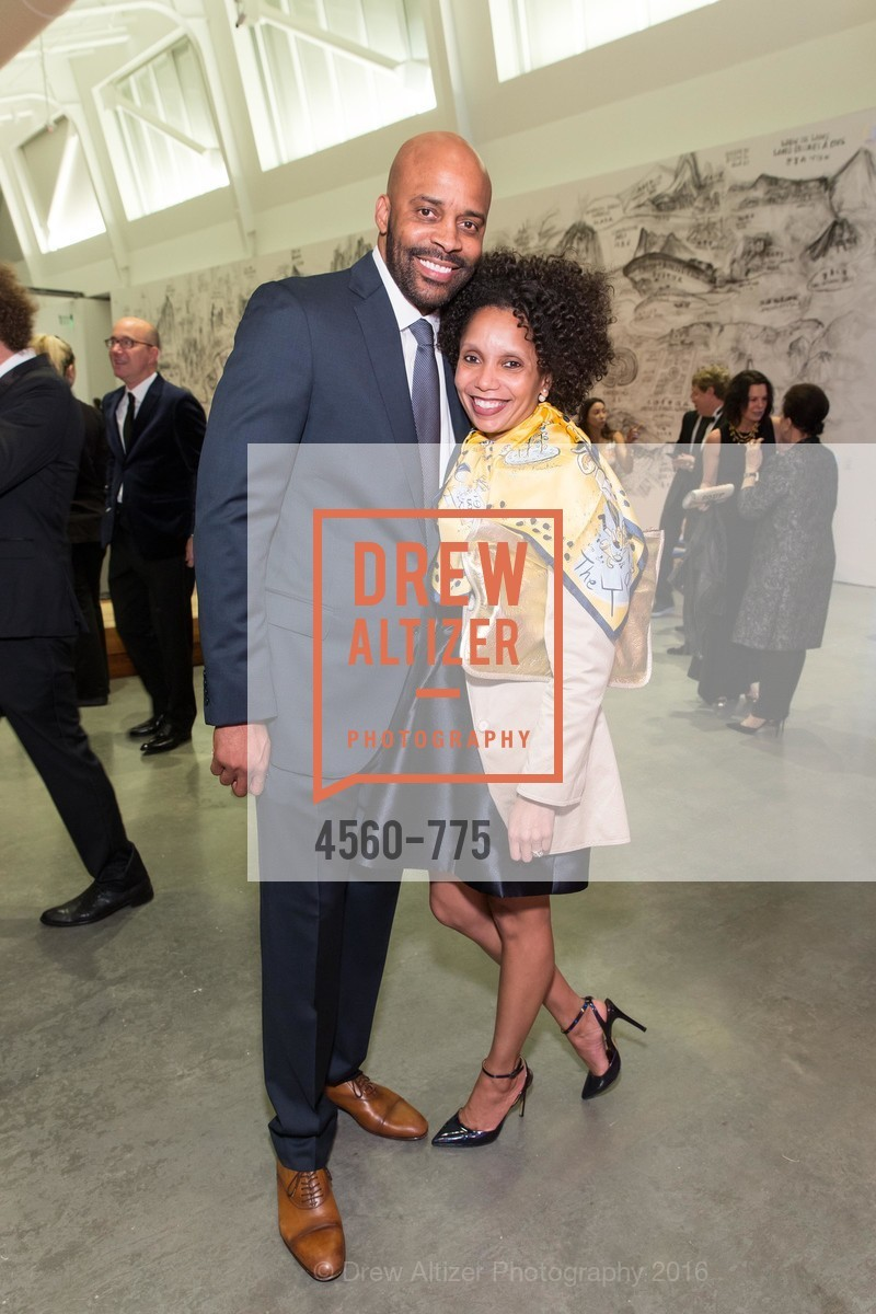 Cuonzo Martin, Roberta Martin, UC Berkeley Art Museum & Pacific Film Archive Gala, BAMPFA. 2120 Oxford Street, January 28th, 2016,Drew Altizer, Drew Altizer Photography, full-service event agency, private events, San Francisco photographer, photographer California