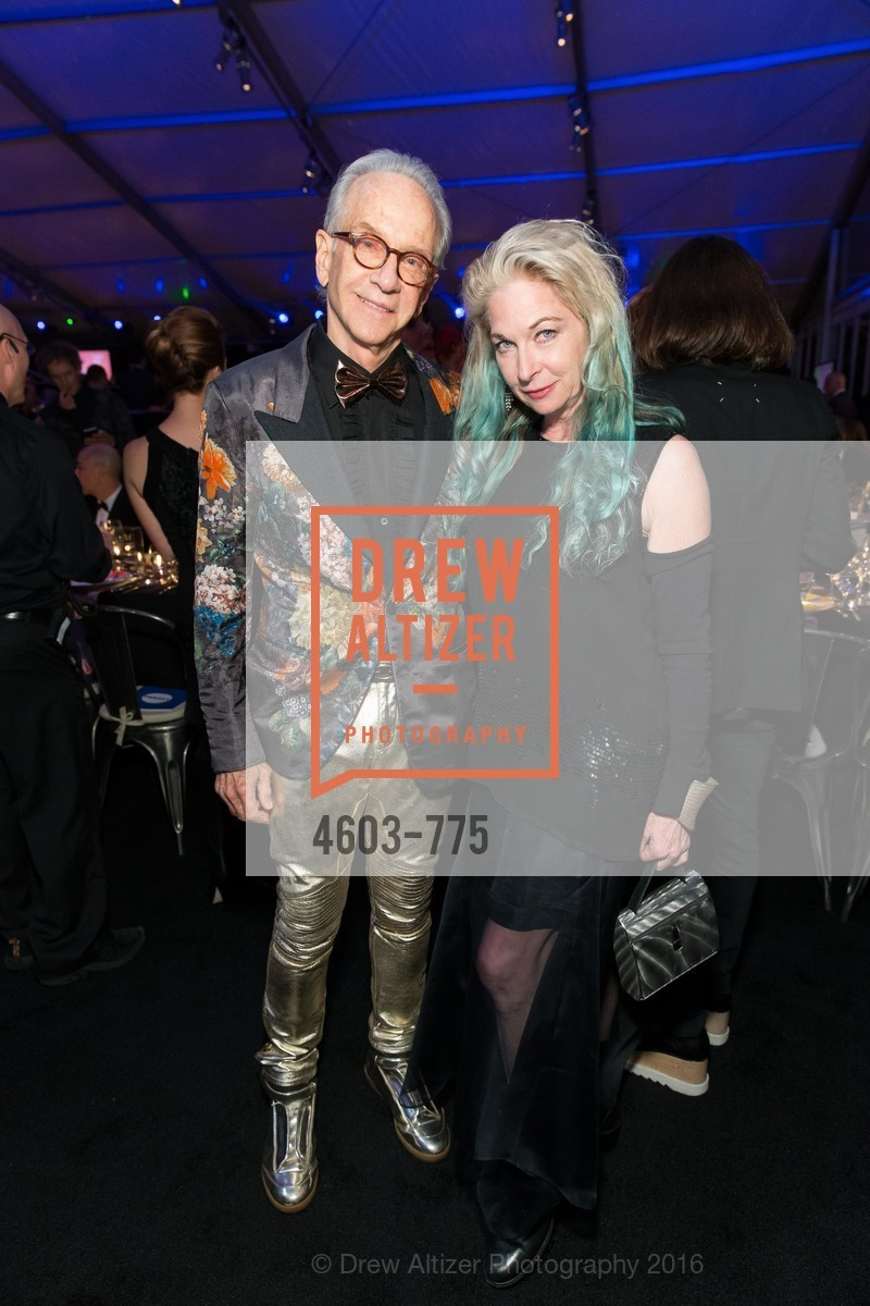 Norman Stone, Cheryl Haines, UC Berkeley Art Museum & Pacific Film Archive Gala, BAMPFA. 2120 Oxford Street, January 28th, 2016,Drew Altizer, Drew Altizer Photography, full-service agency, private events, San Francisco photographer, photographer california
