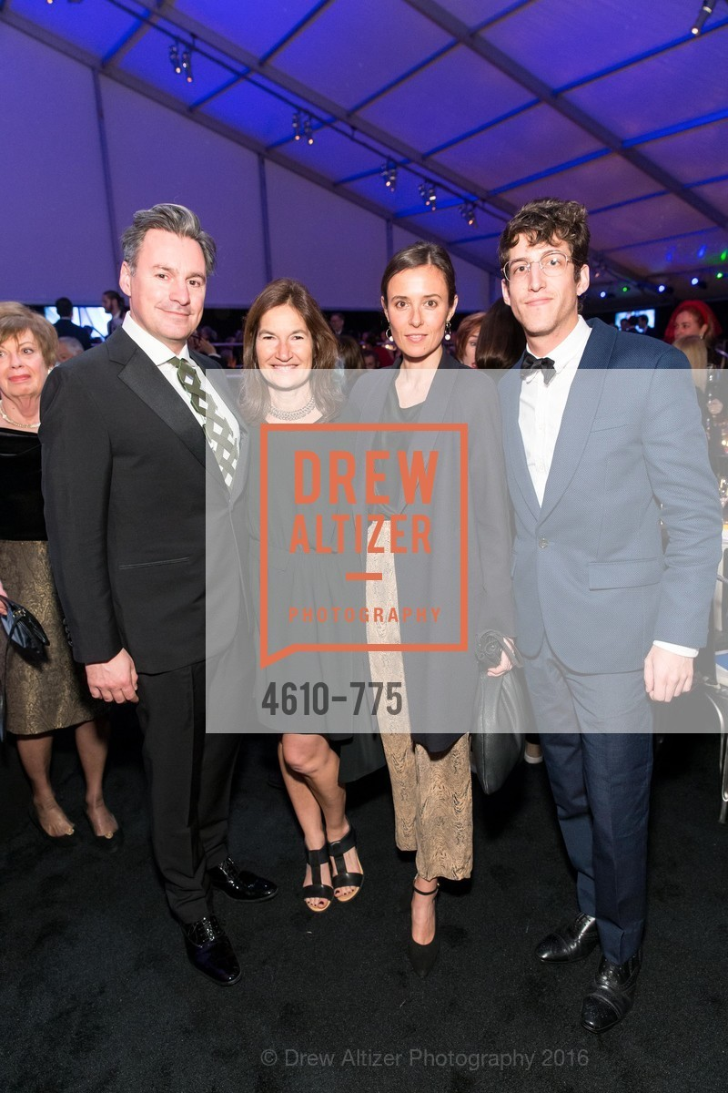 Zane Vella, Marina McDougall, Mariah Nielson, Sam Parker, UC Berkeley Art Museum & Pacific Film Archive Gala, BAMPFA. 2120 Oxford Street, January 28th, 2016,Drew Altizer, Drew Altizer Photography, full-service agency, private events, San Francisco photographer, photographer california