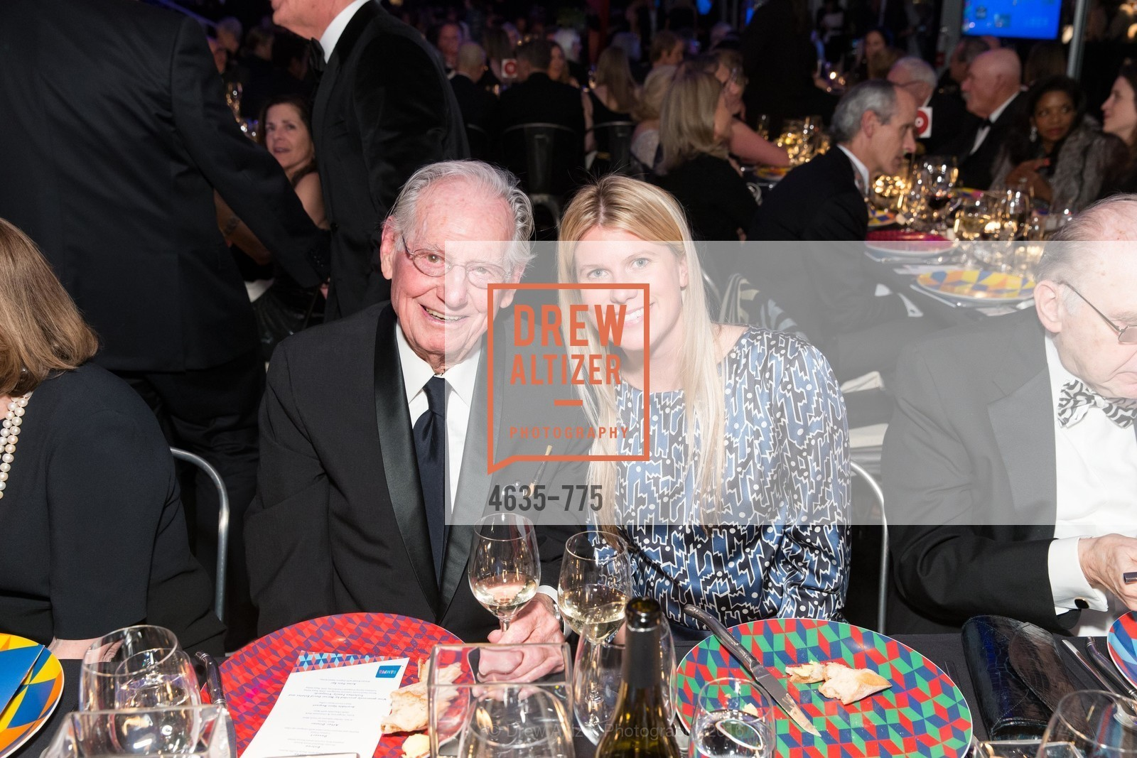 Wayne Thiebaud, Sarah Wendell, UC Berkeley Art Museum & Pacific Film Archive Gala, BAMPFA. 2120 Oxford Street, January 28th, 2016,Drew Altizer, Drew Altizer Photography, full-service agency, private events, San Francisco photographer, photographer california