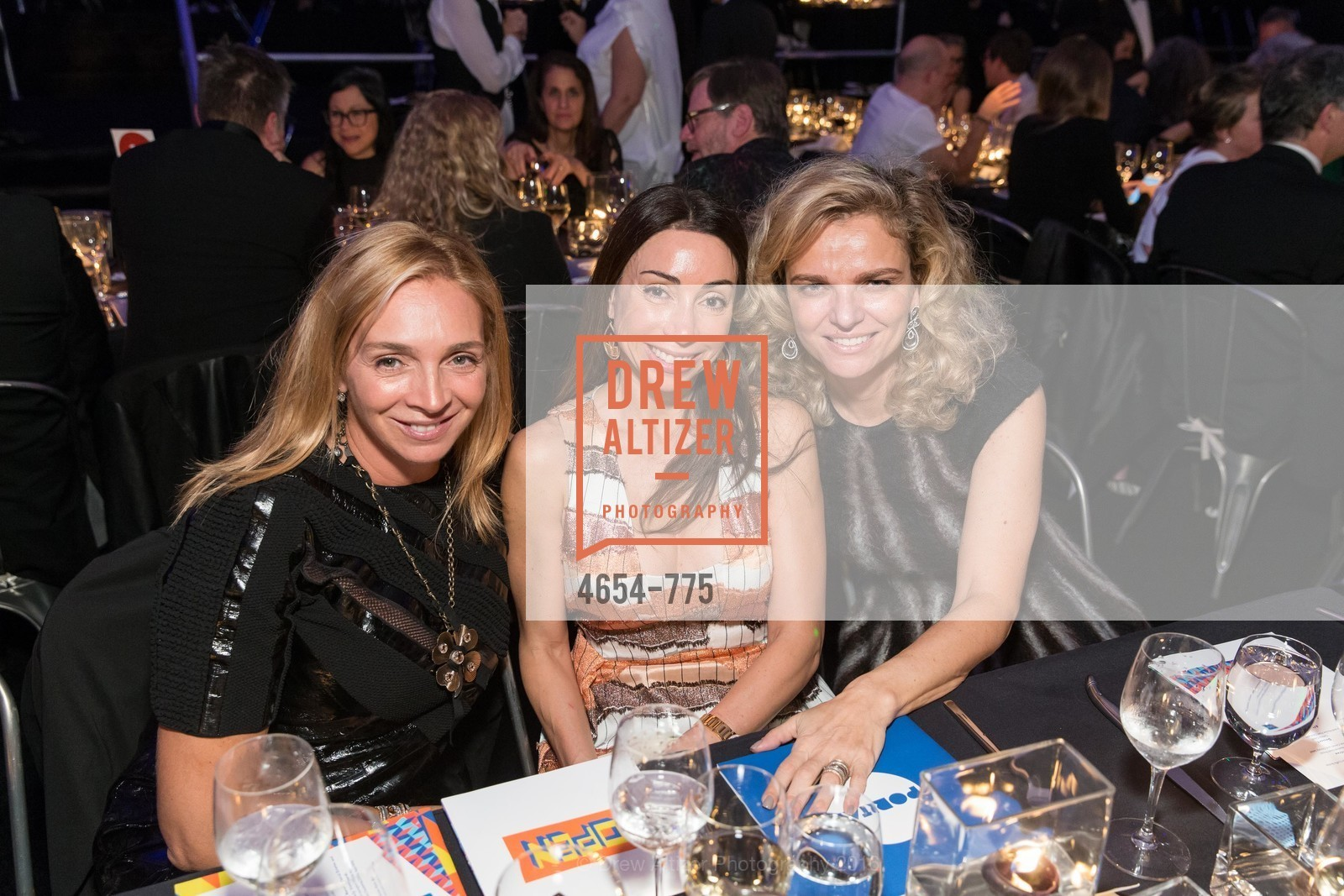 Victoire Reynal, Gina Peterson, Leigh Matthes, UC Berkeley Art Museum & Pacific Film Archive Gala, BAMPFA. 2120 Oxford Street, January 28th, 2016,Drew Altizer, Drew Altizer Photography, full-service agency, private events, San Francisco photographer, photographer california