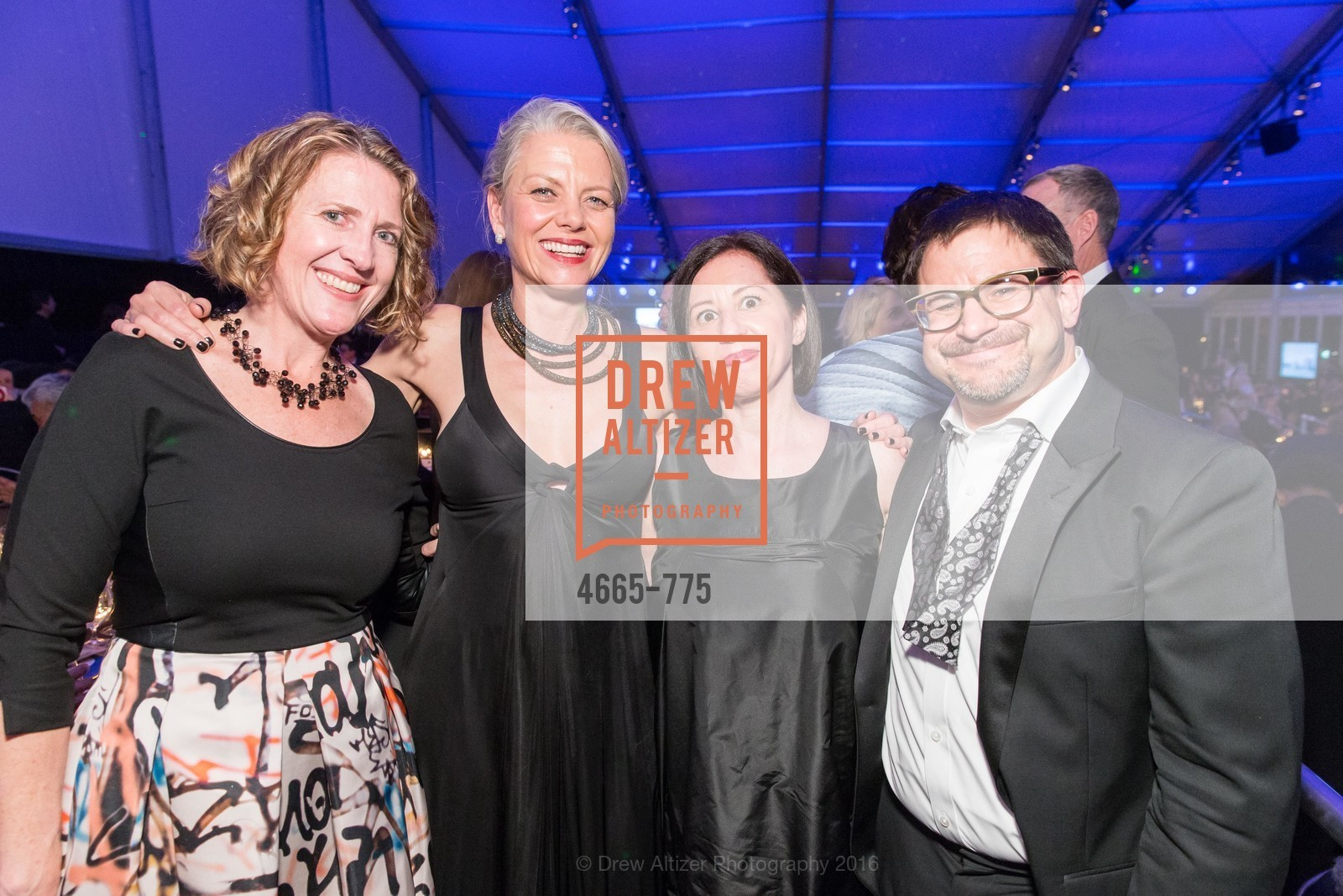 Shannon Jackson, Catharine Clark, Pamela Hornik, David Hornik, UC Berkeley Art Museum & Pacific Film Archive Gala, BAMPFA. 2120 Oxford Street, January 28th, 2016,Drew Altizer, Drew Altizer Photography, full-service agency, private events, San Francisco photographer, photographer california