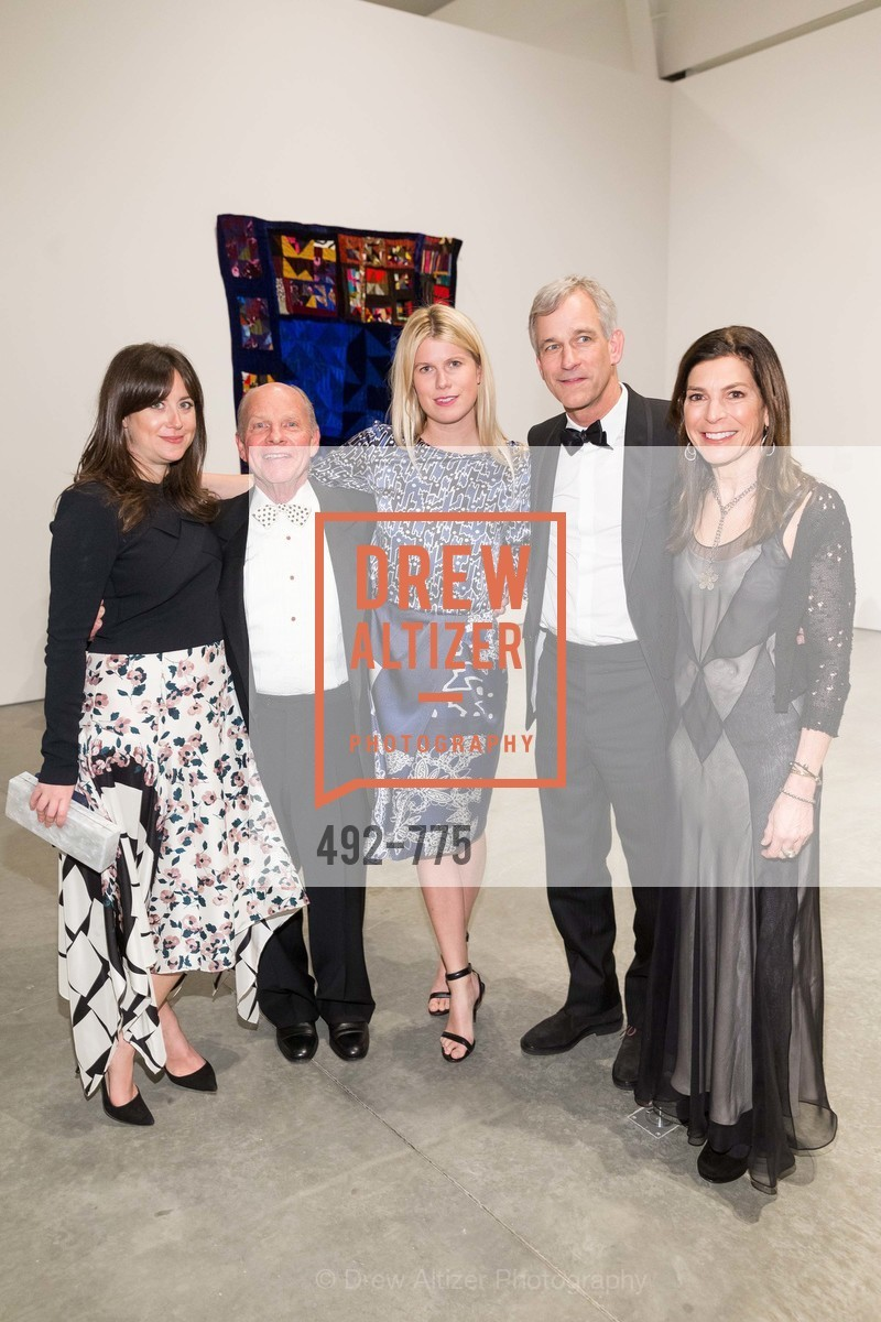 Sara Friedlander, John Berggruen, Sarah Wendell, David Whitlock, Susan Swig, UC Berkeley Art Museum & Pacific Film Archive Gala, BAMPFA. 2120 Oxford Street, January 28th, 2016,Drew Altizer, Drew Altizer Photography, full-service agency, private events, San Francisco photographer, photographer california
