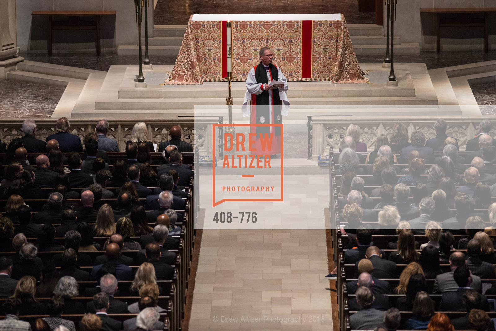 Marc Andrus, Wilkes Bashford Funeral, Grace Cathedral. 1100 California St, January 29th, 2016,Drew Altizer, Drew Altizer Photography, full-service agency, private events, San Francisco photographer, photographer california