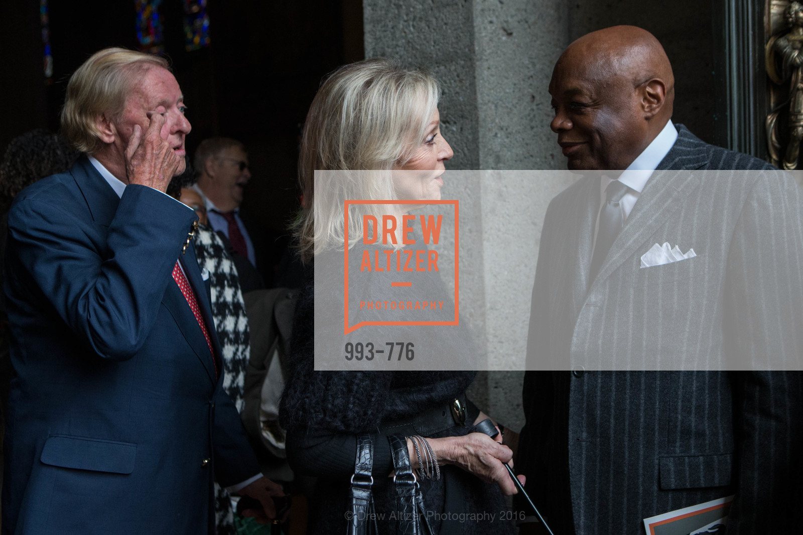 Barbara Brown, Willie Brown, Wilkes Bashford Funeral, Grace Cathedral. 1100 California St, January 29th, 2016,Drew Altizer, Drew Altizer Photography, full-service agency, private events, San Francisco photographer, photographer california