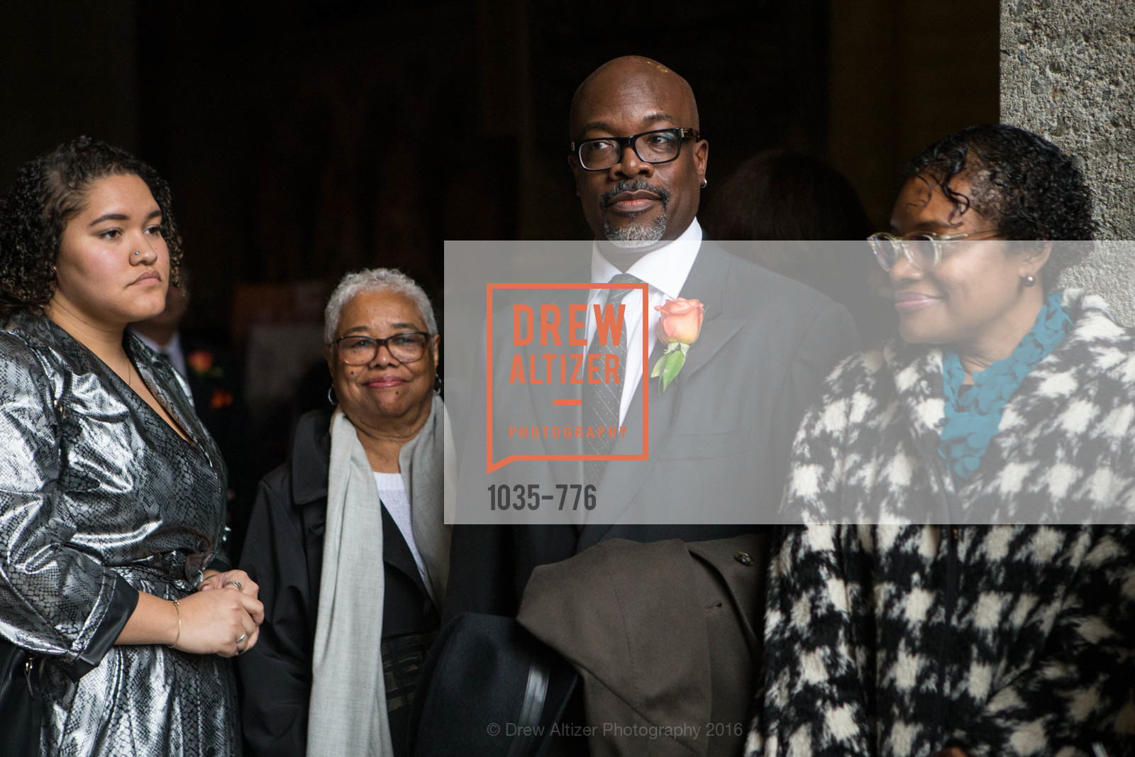 Blanche Brown, Michael Brown, Susan Brown, Wilkes Bashford Funeral, Grace Cathedral. 1100 California St, January 29th, 2016,Drew Altizer, Drew Altizer Photography, full-service agency, private events, San Francisco photographer, photographer california