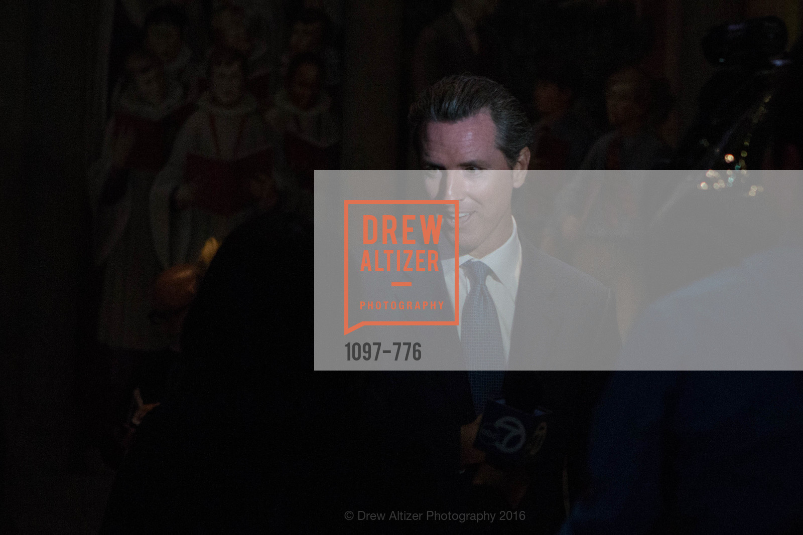 Gavin Newsom, Wilkes Bashford Funeral, Grace Cathedral. 1100 California St, January 29th, 2016,Drew Altizer, Drew Altizer Photography, full-service agency, private events, San Francisco photographer, photographer california